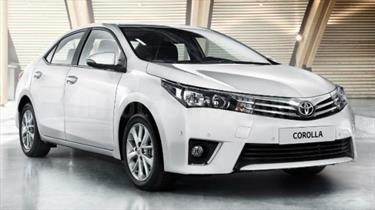 foto Toyota Corolla GLi  Aut