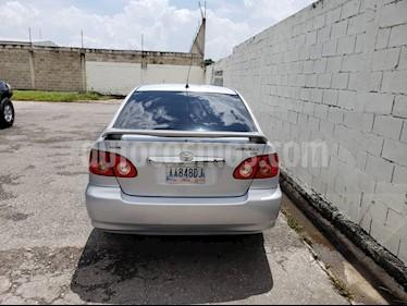 Foto venta carro Usado Toyota Corolla GLi 1.8L Aut (2008) color Plata precio u$s4.800