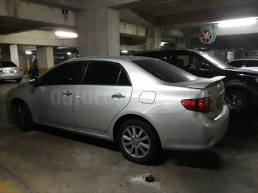 Foto venta carro Usado Toyota Corolla GLi 1.8L (2011) color Plata precio u$s7.400