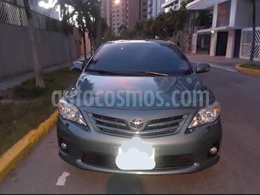 Foto venta carro Usado Toyota Corolla GLi 1.8L (2011) color Plata precio u$s7.300