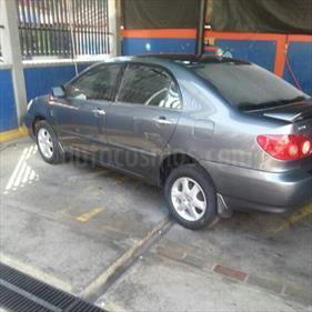 Toyota Corolla Gli Auto. 1.8 usado (2007) color Gris precio u$s5.800