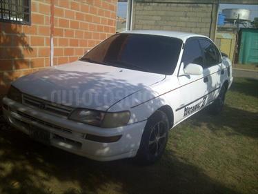 Foto venta carro usado Toyota Corolla Gli L4,1.8i A 1 1 (1994) color Blanco precio u$s2.500