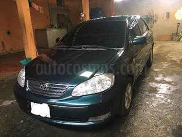 Foto venta carro usado Toyota Corolla Gli Sinc. 1.8 (2006) color Negro precio u$s6.000