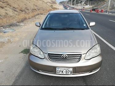 Toyota Corolla GLi usado (2007) color Bronce precio u$s12.200