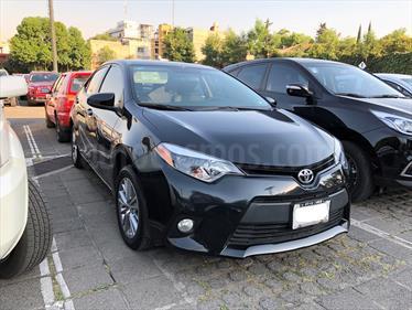 Foto venta Auto usado Toyota Corolla LE 1.8L Aut (2014) color Negro precio $180,000