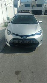Foto venta Auto usado Toyota Corolla LE 1.8L Aut (2018) color Plata Metalico precio $289,900