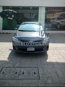 Foto venta Auto Usado Toyota Corolla LE 1.8L Aut (2011) color Gris Metalico precio $125,000