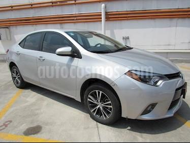 Foto venta Auto Usado Toyota Corolla LE 1.8L Aut (2016) color Plata Metalico precio $250,000