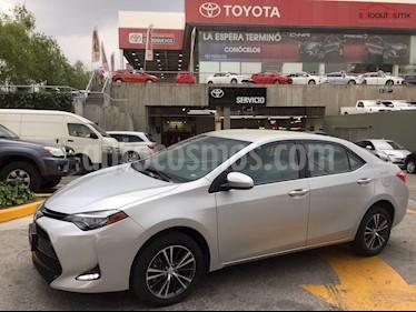 Foto venta Auto Usado Toyota Corolla LE 1.8L Aut (2017) color Plata precio $289,000