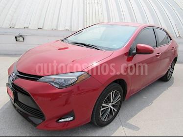 Foto venta Auto Seminuevo Toyota Corolla LE 1.8L Aut (2017) color Rojo Mica precio $277,000