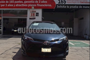 Foto venta Auto Seminuevo Toyota Corolla LE 1.8L Aut (2018) color Azul Medianoche precio $295,001