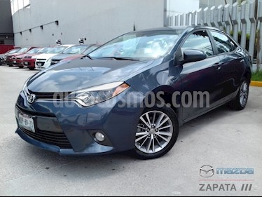 Foto venta Auto Seminuevo Toyota Corolla LE 1.8L Aut (2015) color Beige Metalico precio $200,000