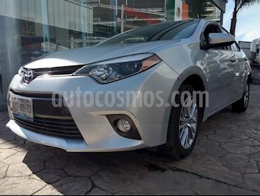 Foto venta Auto Seminuevo Toyota Corolla LE 1.8L Aut (2015) color Plata precio $220,000