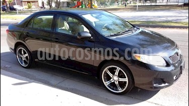 Foto venta Auto Seminuevo Toyota Corolla LE Aut (2009) color Negro precio $126,900