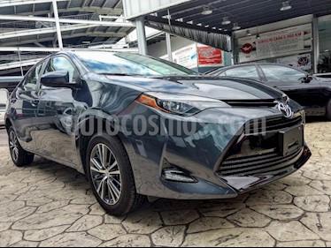 Foto venta Auto Seminuevo Toyota Corolla LE Aut (2018) color Gris precio $285,000