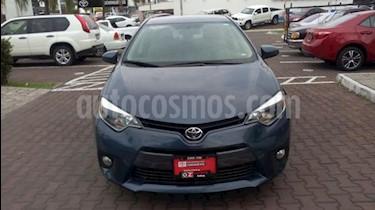 Foto venta Auto Seminuevo Toyota Corolla LE Aut (2014) color Gris precio $199,000