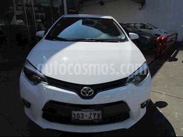 Foto venta Auto Seminuevo Toyota Corolla LE Aut (2015) color Blanco precio $220,000