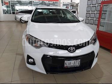 Foto venta Auto Seminuevo Toyota Corolla S Plus Aut (2016) color Blanco precio $250,000