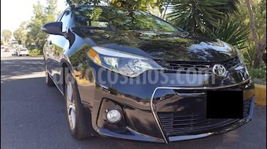 Foto Toyota Corolla S Plus Aut usado (2015) color Negro precio $220,000