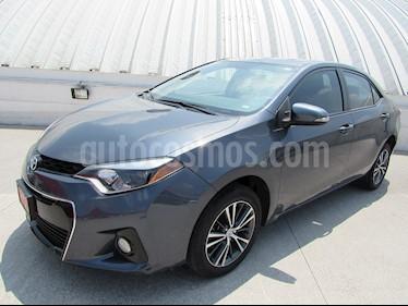 Foto venta Auto Seminuevo Toyota Corolla SE Aut (2016) color Gris Metalico precio $265,000