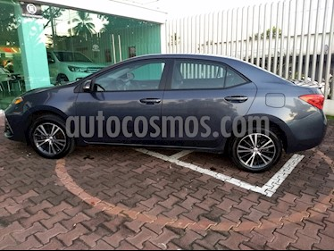 Foto venta Auto Seminuevo Toyota Corolla SE Aut (2017) color Gris precio $280,000