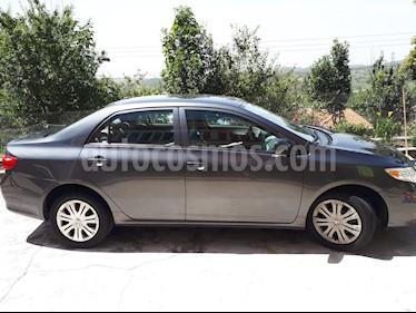 Foto venta Auto usado Toyota Corolla SE (2010) color Gris Metalico precio $98,000