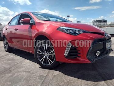 Foto venta Auto Usado Toyota Corolla SE (2017) color Rojo precio $290,000