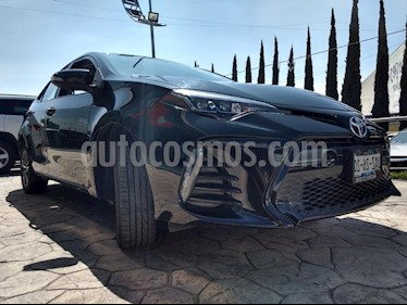 Foto venta Auto Usado Toyota Corolla SE (2017) color Negro precio $278,000