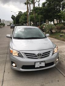Foto venta Auto usado Toyota Corolla XLE 1.8L Aut (2013) color Plata Metalico precio $170,000