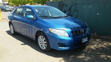Foto venta Auto usado Toyota Corolla XLE 1.8L Aut (2010) color Azul Acero precio $136,000