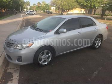 Foto venta Auto Seminuevo Toyota Corolla XLE 1.8L Aut (2013) color Plata precio $167,000