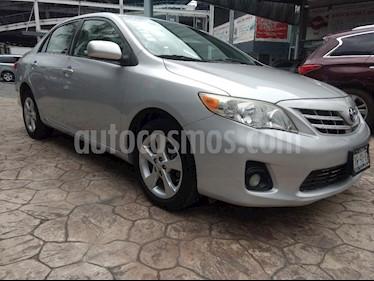 Foto venta Auto Seminuevo Toyota Corolla XLE 1.8L Aut (2013) color Plata precio $170,000
