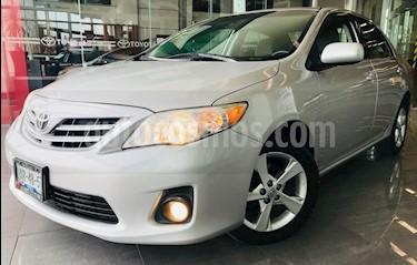 Foto venta Auto Seminuevo Toyota Corolla XLE 1.8L Aut (2013) color Plata Metalico precio $165,000