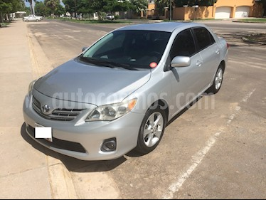 Foto venta Auto Seminuevo Toyota Corolla XLE 1.8L Aut (2013) color Plata Metalico precio $159,000