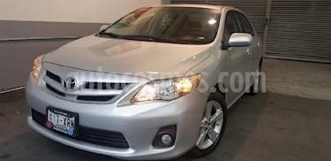 Foto venta Auto Seminuevo Toyota Corolla XLE 1.8L SR (2011) color Plata precio $149,900