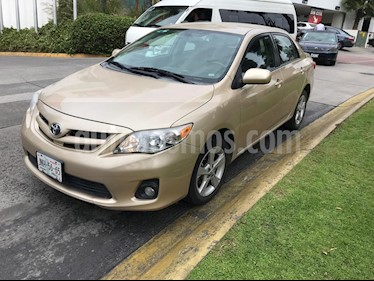 Foto venta Auto Seminuevo Toyota Corolla XLE 1.8L (2011) color Arena