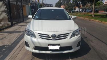 Toyota Corolla  Xli 1.6L Full usado (2014) color Blanco precio u$s14,100