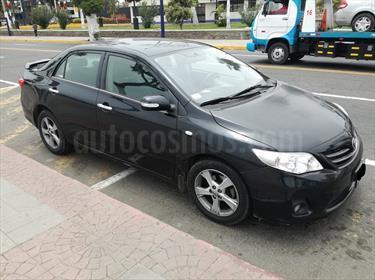 Toyota Corolla  Xli 1.6L Full usado (2014) color Negro precio u$s13,000