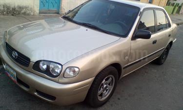 Foto Toyota Corolla Xli Auto. 1.6 usado (2001) color Beige precio u$s2.900.000