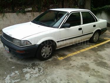 Foto Toyota Corolla Xli Sinc. 1.6 usado (1992) color Blanco precio u$s650