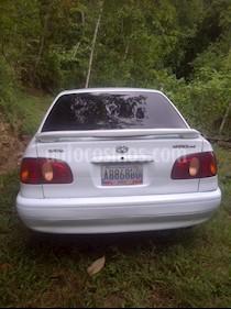 Foto venta carro Usado Toyota Corolla Xli Sinc. 1.6 (2001) color Blanco precio u$s1.300
