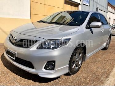 Foto venta Auto Usado Toyota Corolla XRS (2013) color Gris Plata  precio $339.000