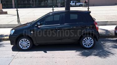Foto venta Auto Usado Toyota Etios Hatchback XLS (2014) color Negro Amatista precio $210.000