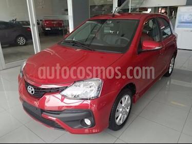 Foto venta Auto Usado Toyota Etios Hatchback XLS (2018) color Rojo precio $111.111
