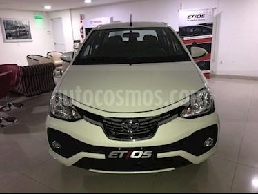 Foto venta Auto Usado Toyota Etios Sedan Platinum Aut 2016/17 (2018) color Blanco Perla precio $486.400