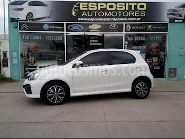 foto Toyota Etios Sedan Platinum Aut