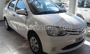Foto venta Auto usado Toyota Etios Sedan X (2014) color Blanco precio $235.000