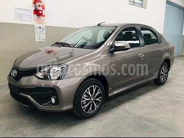Foto venta Auto Usado Toyota Etios Sedan XLS Aut (2018) color Gris Oscuro precio $493.000