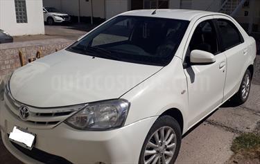 Foto venta Auto Usado Toyota Etios Sedan XLS (2013) color Blanco precio $200.000