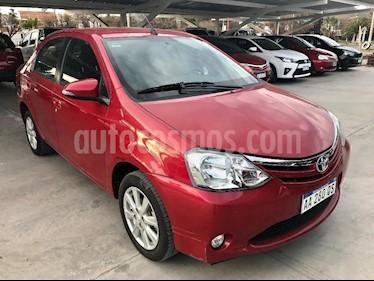 Foto venta Auto Usado Toyota Etios Sedan XLS (2016) color Rojo precio $335.000